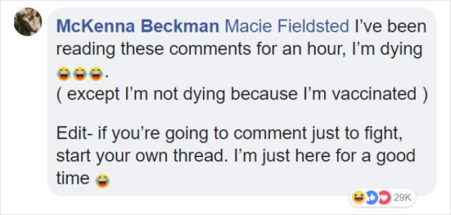 Anti-Vaxxer Mom Ask Internet For Help To Protect Her Child From Measles