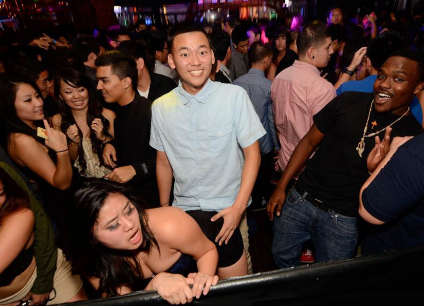 Embarrassing Nightclub Moments