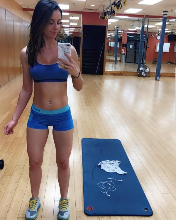 Sexy Fit Girl