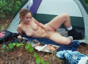 Camping Nudes