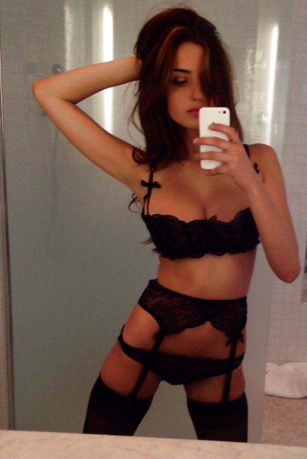 Hottest Lingerie Girl