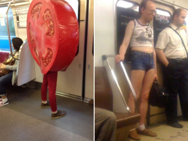Only Seen On Subways