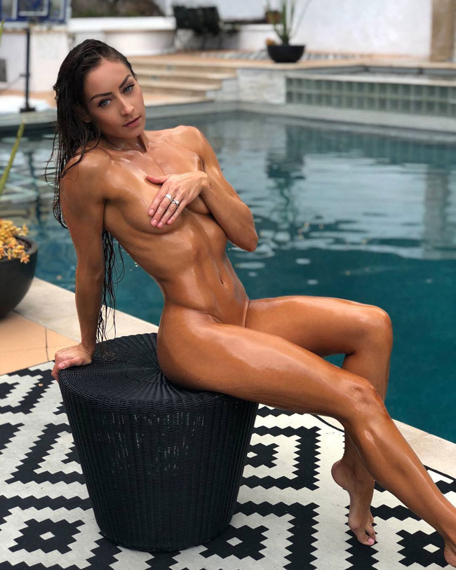 Fit Girl Nude Photo