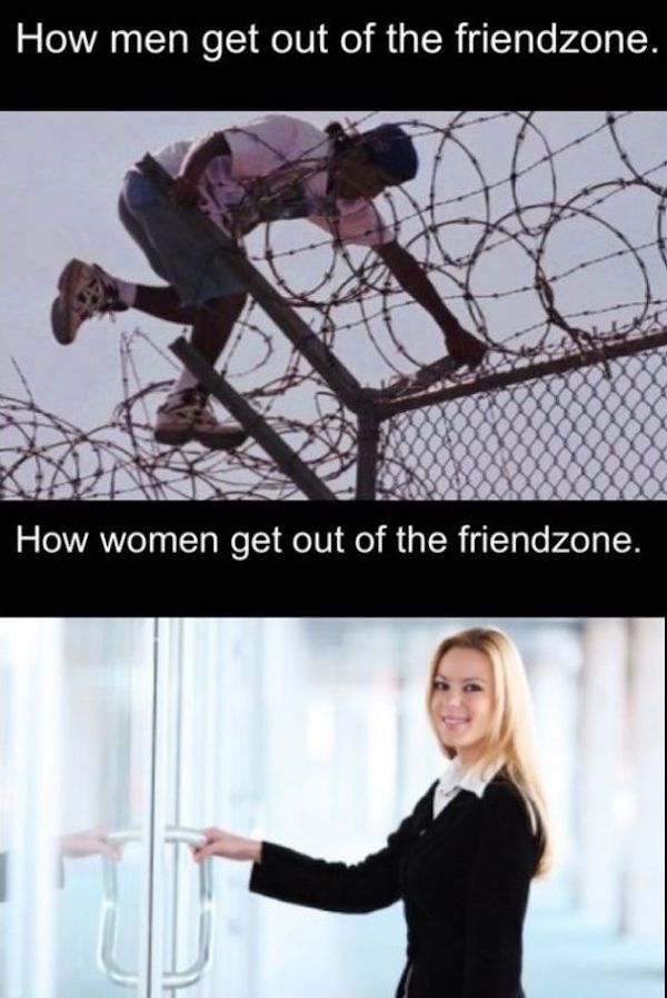 Memes Of Mass Destruction Between Male and Female