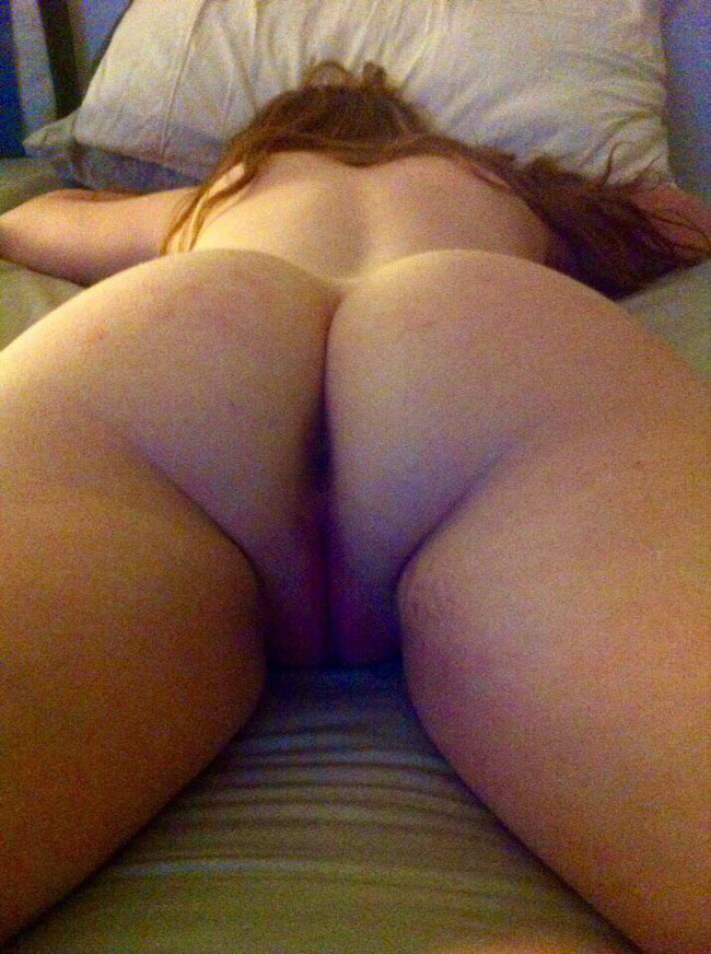 Sexy Ginger Girl