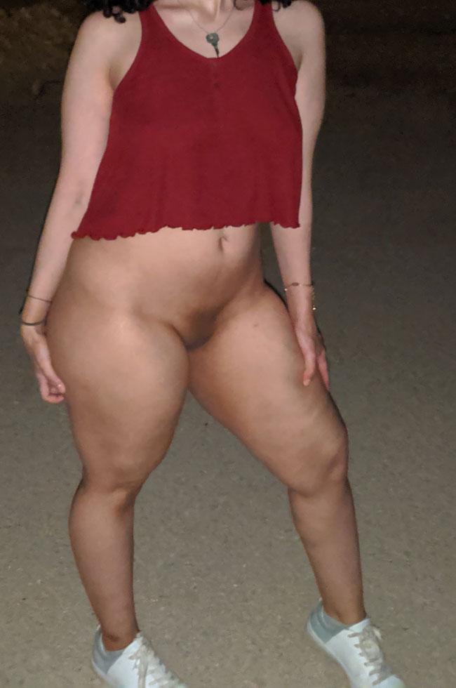 Bottomless Girl
