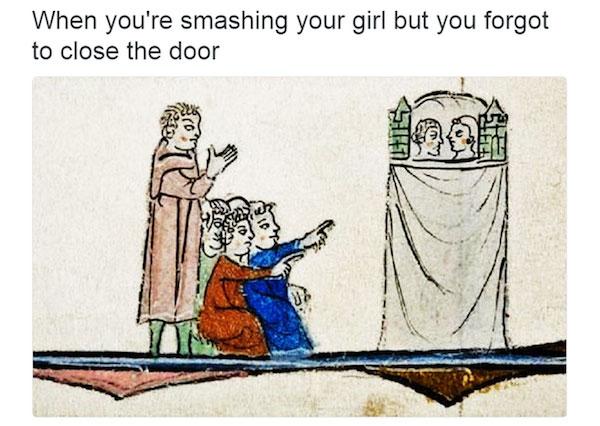 Ancient Times Meme