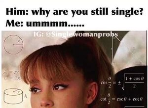 Meme About Being Single