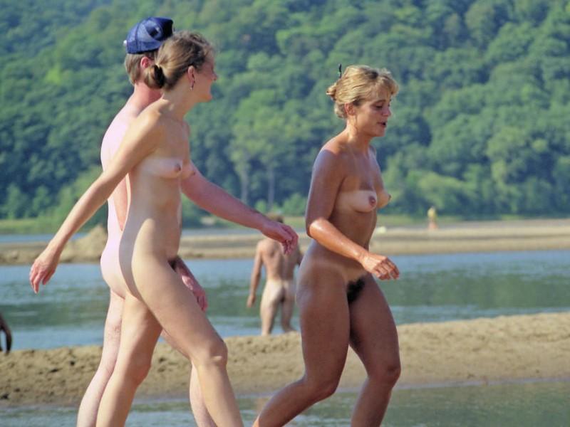 Nude Girl Tan Line