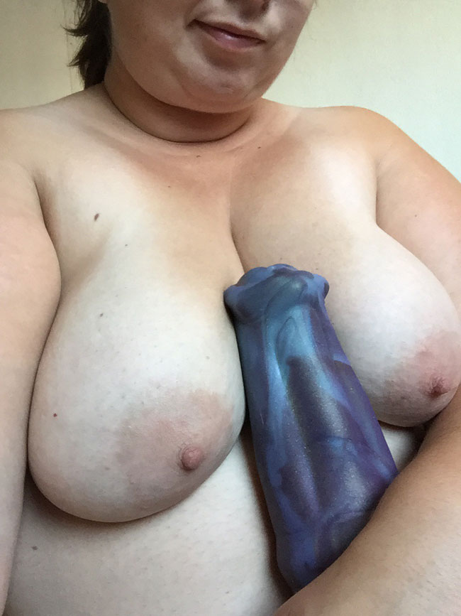 Girls Love Bad Dragon Cock