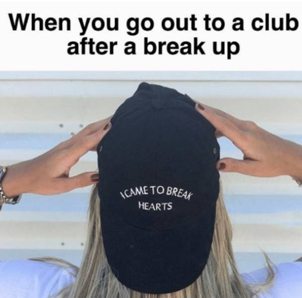 Breakup Meme