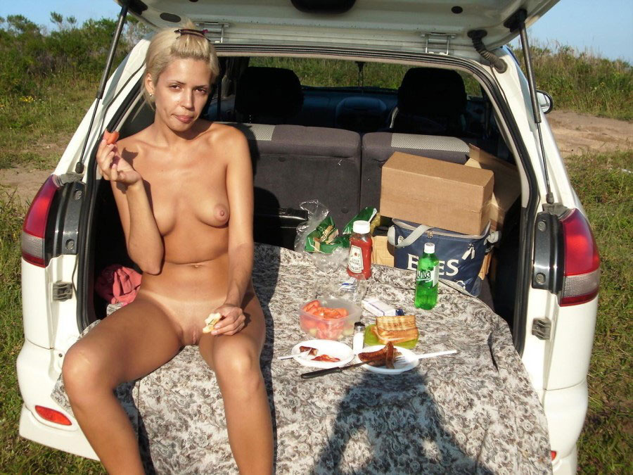 Naked Photos From Camping