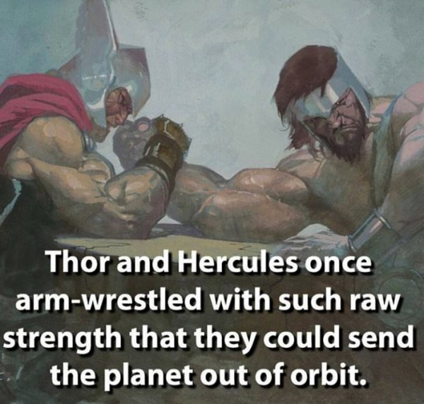 Fact About Marvel Comic Book Universe