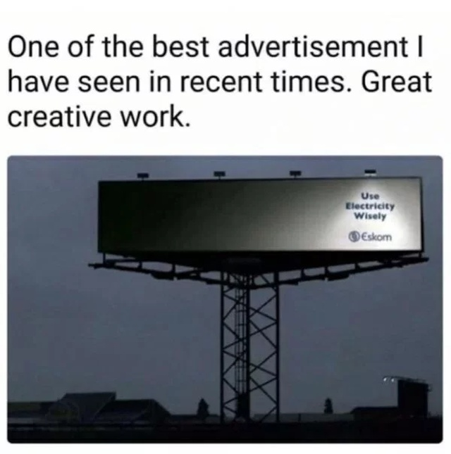 Genius Way To Advertise