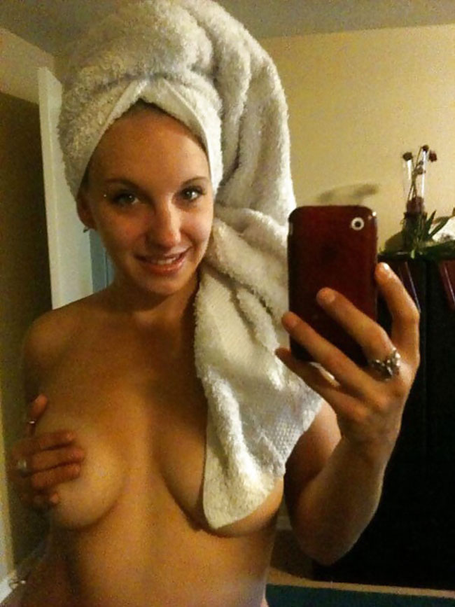 What's Under The Towel
