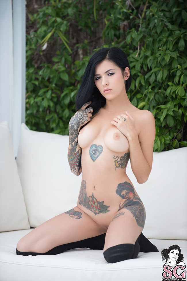 Hottest Suicide Girls