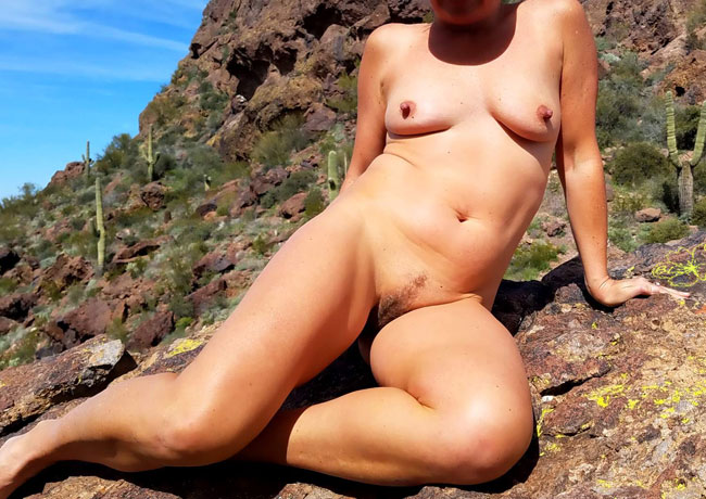 Naked On The Adventure