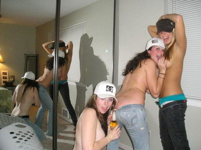 Goofy Girls NSFW Picture