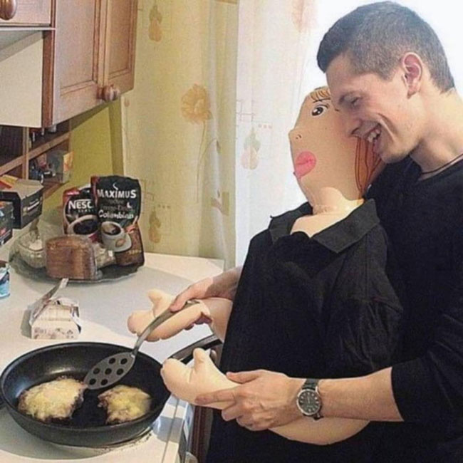 Funny Weird Pictures From Russia