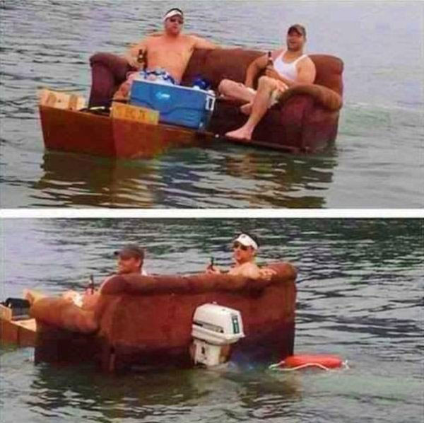 Redneck Invention That Deserve Gold Medal