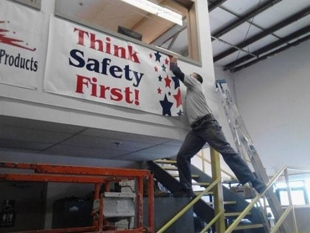 Safety First Fail