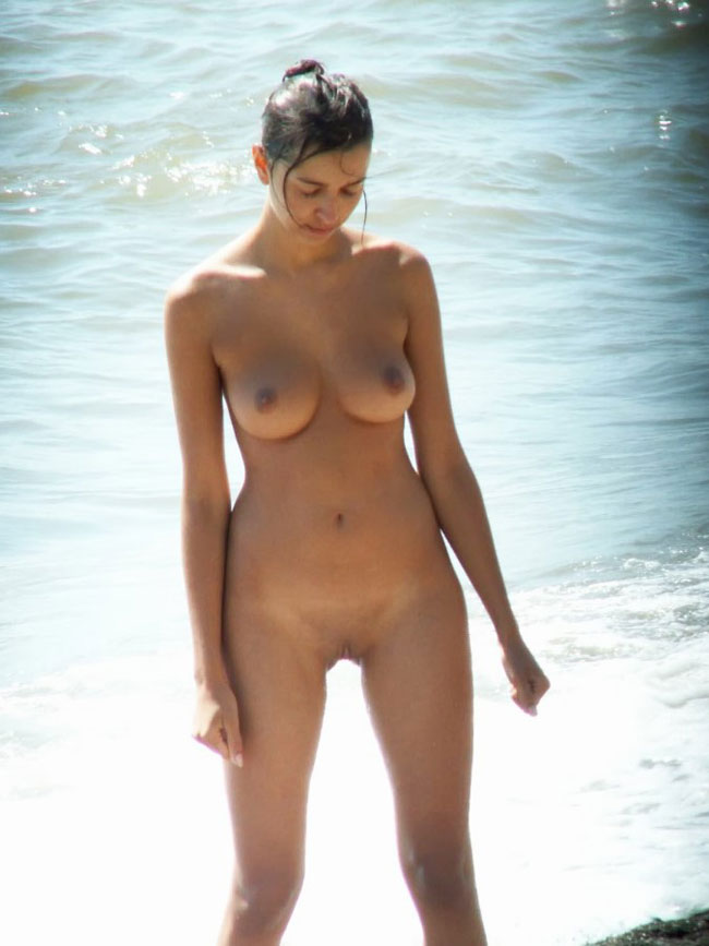 Skinny Naked Sexy Girl