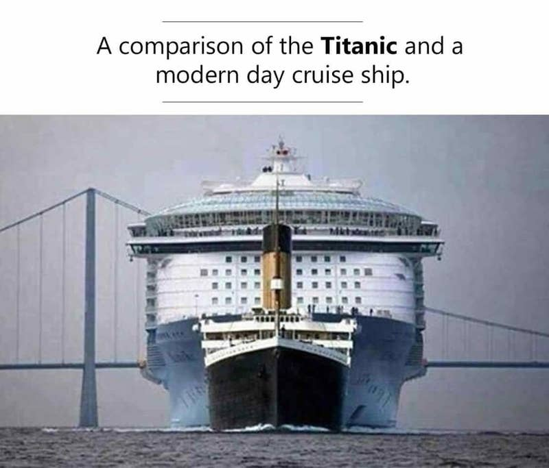 Things That Are Way Bigger Than You Thought
