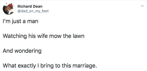 Relatable Marriage Joke Funny Picture