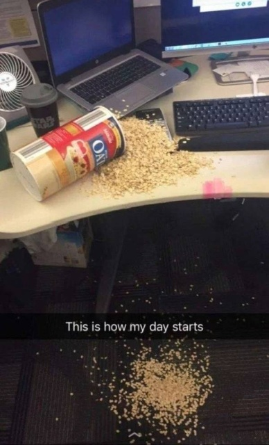 Funny Work Fails And Memes