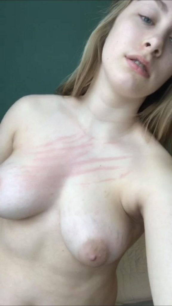 College Slut Nudist