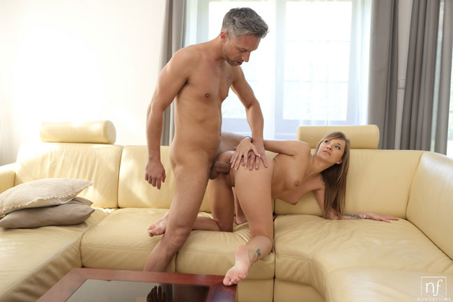 Angel Piaff Hot Sex With Pussy Creampie