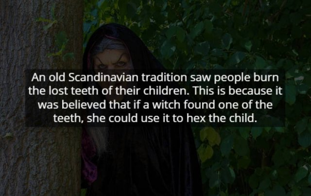 Creepy Fact