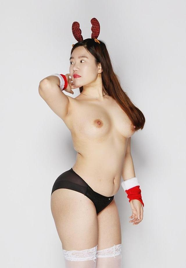 Juicy Asian Chick