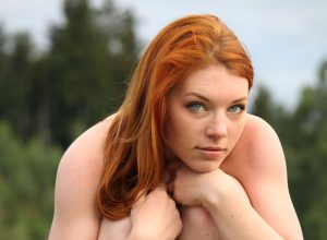 Ginger Girl Nude