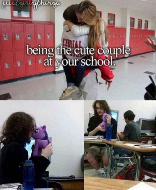Forever Alone Funny Picture