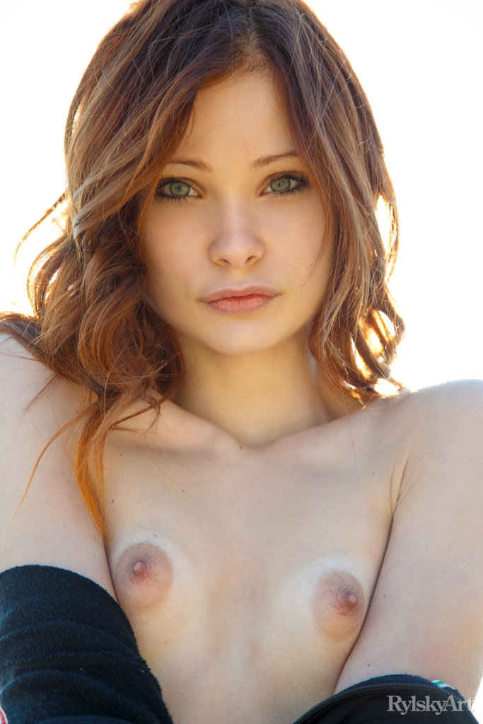 Emanuelle Naked Erotic Picture