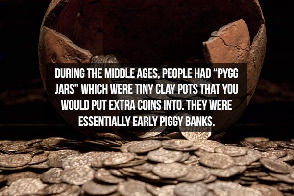 Middle Age Facts