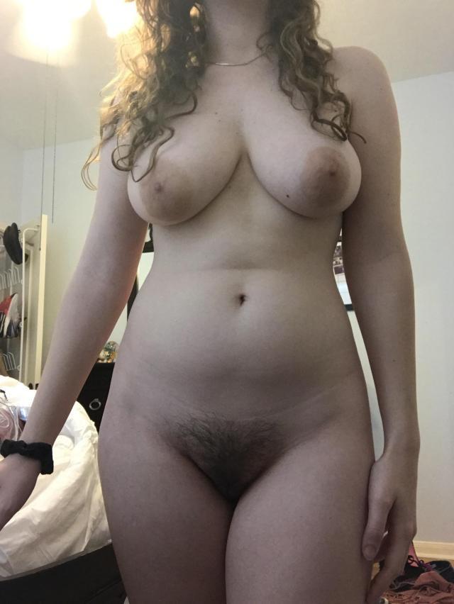 Nudist Selfie