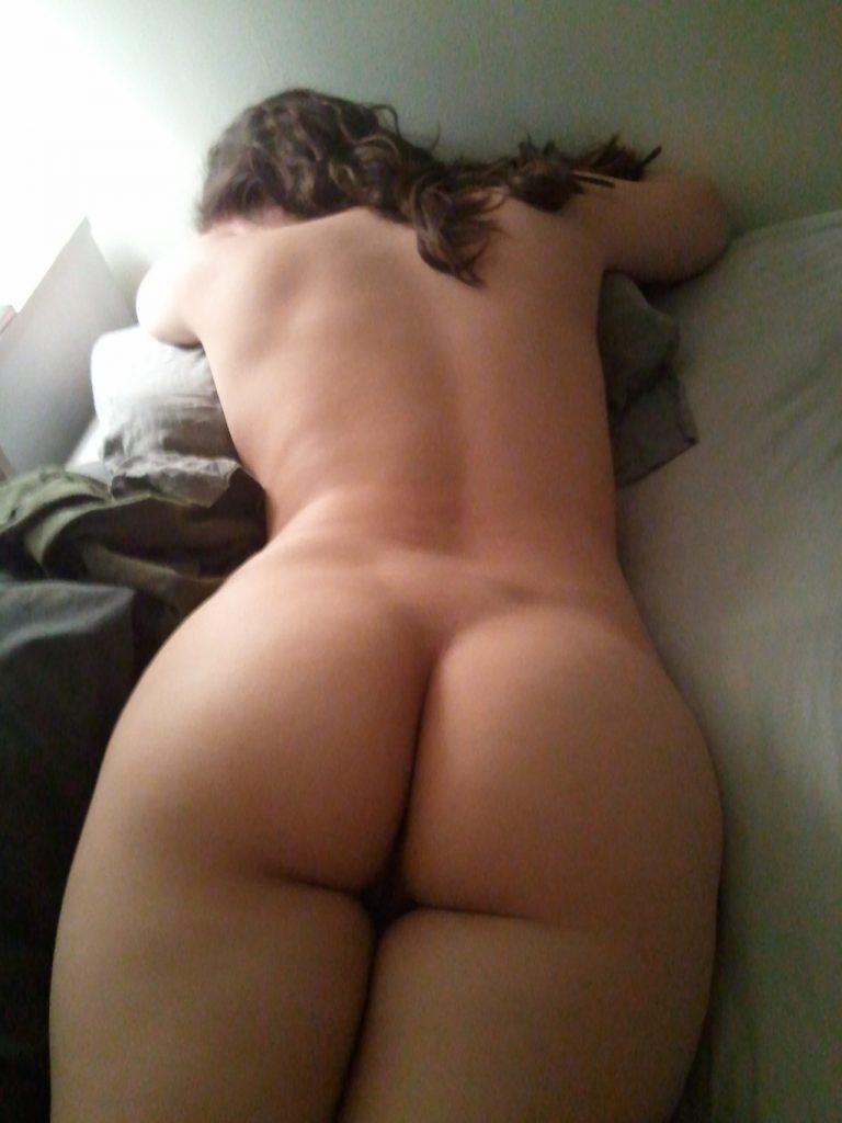 Girl Sleeping Naked