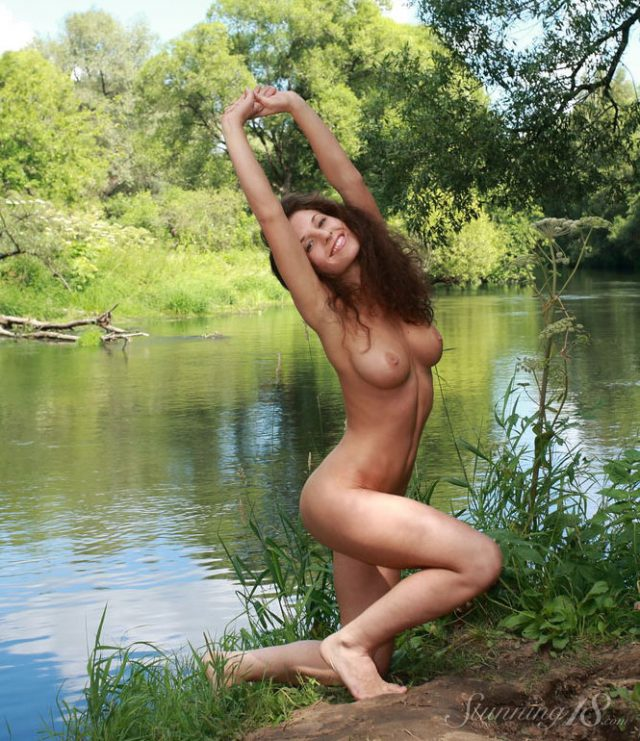 Lake Nymph Featuring Agata S