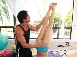 Yoga Girl Aidra Fox Gets Fucked By Yoga Teacher