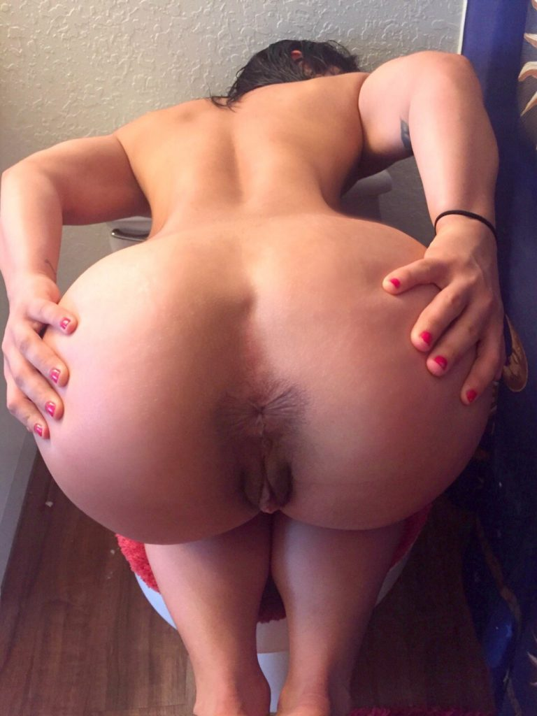 Face Down Ass Up Erotic Nude