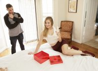 Jillian Janson Gets Perfect Gift And Amazing Sex From Her Boyfriend