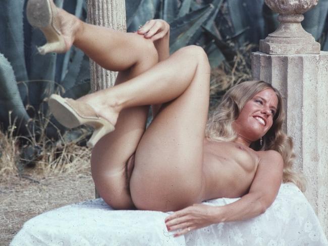 Vintage Nudist