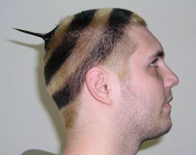 Weird Haircut People Actually Have