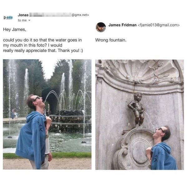 Best Of James Fridman Photoshop Troll