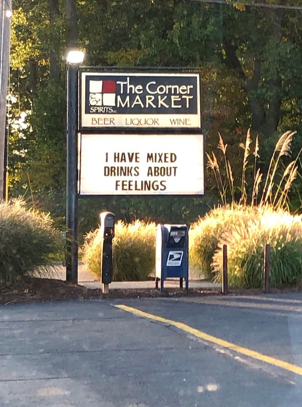 Hilarious Sign Board On The Street
