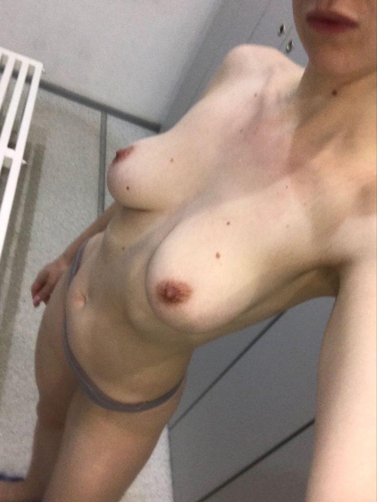 Amateur Babe Sexy Nude Photo