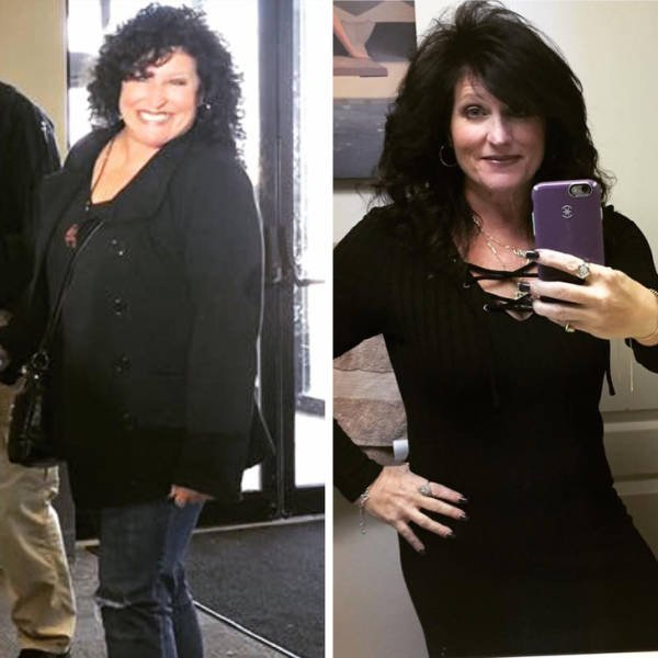 Amazing Weight Loss Transformation