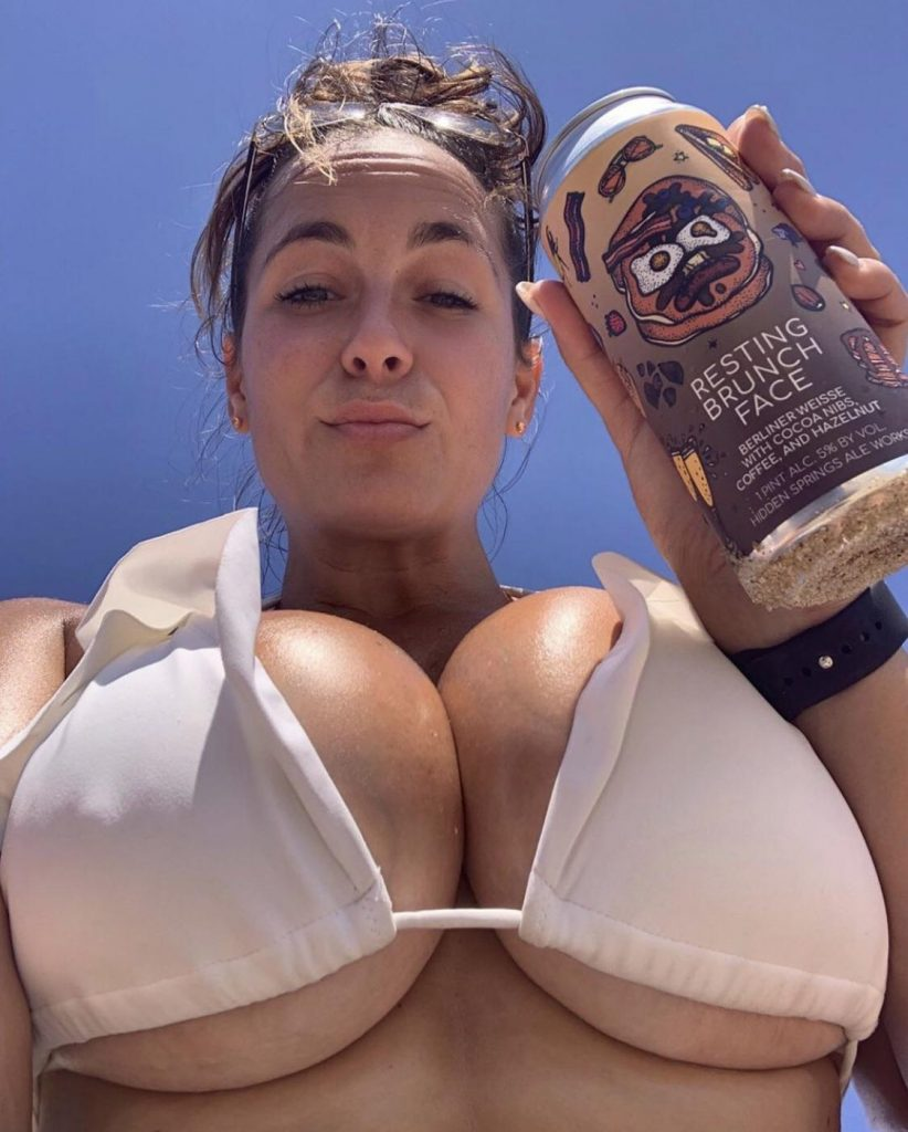 Big Tits In Bikini